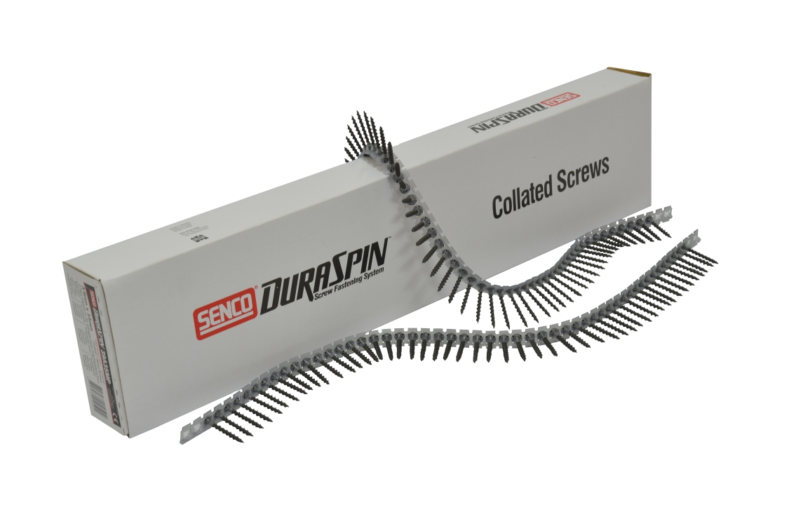 Senco Duraspin 45mm Collated Screws Coarse Thread Box 1000