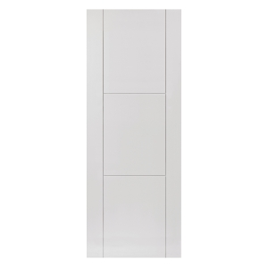 Internal White Mistral Primed Door 40 x 2040 x 526mm