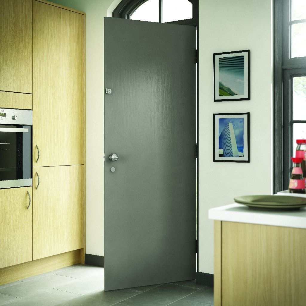 External Fire Doors