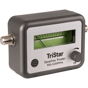 Proception Dvbt and Satellite Finder Meters Satellite Finder