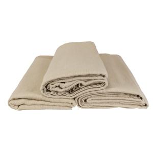 4TRADE Dust Sheet Cotton 2 x 3.6 x 2.71 x 7.2 x 0.9