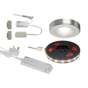 Sensio SE13195N0 Corner Pantry Lighting Kit