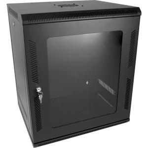 Kauden Wall Data Cabinet 12U 600mm x 450mm