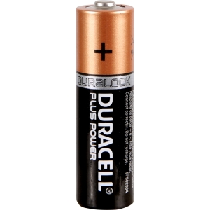 Duracell Plus Power Battery AA 12 Pack