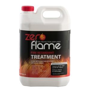 Zeroflame Fire Retardant Treatment 5L