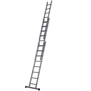 Youngman 3 Section Trade 200 Ladder 2.51m-5.70m