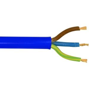 Pitacs Arctic PVC Cable 3183A 1.5mm2 x 100m Blue Drum