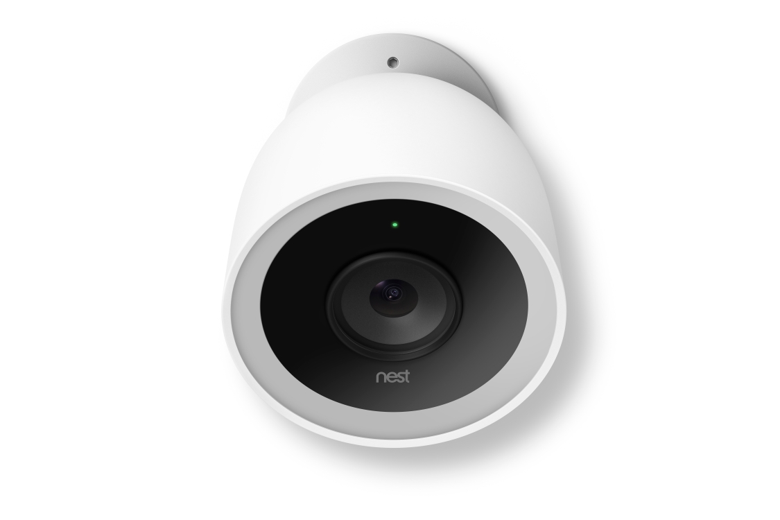 Nest Cam Iq Outdoor Nc4100gb Travis Perkins