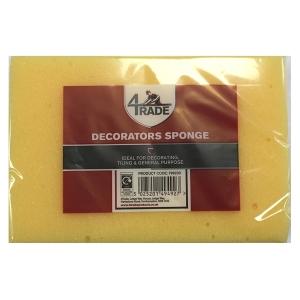 4Trade Decorators Sponge - General Purpose Synthetic