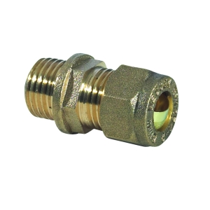 Compression Coupling Ml 22mm x 3/4in - Bag of 10