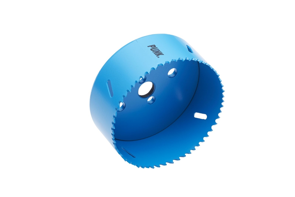 Punk Bi-metal Holesaw 102mm