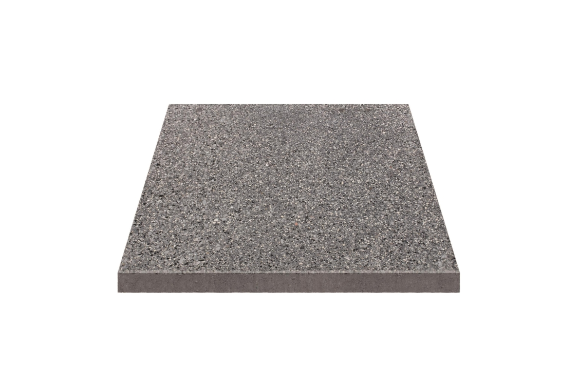 Marshalls Argent Smooth Garden Paving Dark 450x600x38mm Pack of 25