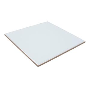 4Trade White Tile 150 x 150mm (Box of 44)