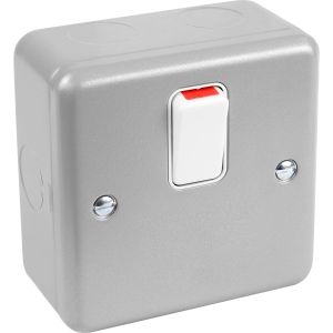 MK Metal Clad 20A Dp Switch