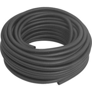 Profix Polypropylene Flexible Conduit Coil Black 25mm x 50m