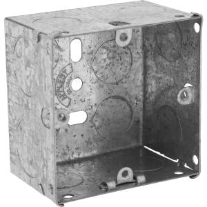 Appleby Metal Box 1 Gang 47mm Each