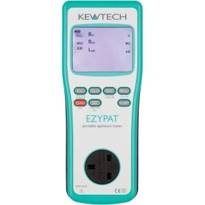 Kewtech EZYPAT Pat Tester 130 x 140 x 295mm