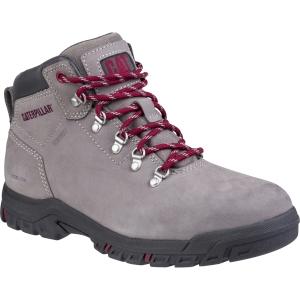 Caterpillar Mae Ladies Safety Boots Grey