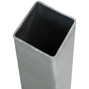Durapost 3 Inch GATE/CORNER Post Galvanised 2400mm Home Delivered