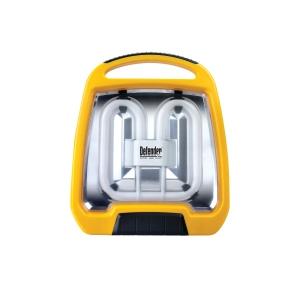 Defender 110V Fluorescent Floor Light 38W