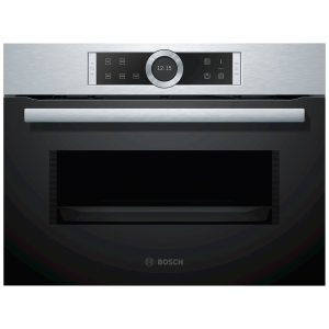 Bosch Serie 8 Integrated Compact Microwave - CFA634GS1B