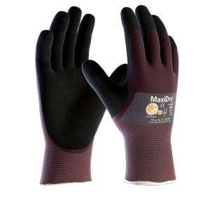 Atg Maxidry 3/4 Coated Work Glove Size 10
