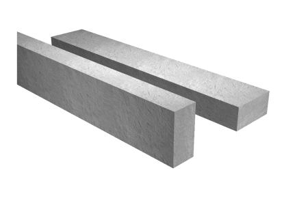 Supreme Prestressed Textured Concrete Lintel 100mm x 140mm x 3000mm R15