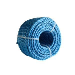 4Trade TR308 Polyprop Rope Coil Blue 159 x 95 x 156mm