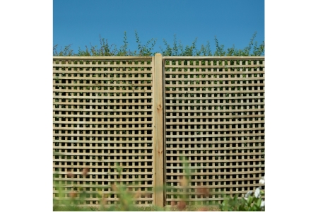 Premium Framed Trellis - 180 x 180cm - Pack of 5