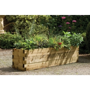 Forest Garden Caledonian Trough Raised Bed
