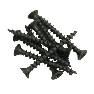 Exterior-tite Exterior - Tite Csk Black 4 x 40mm 200 Pcs