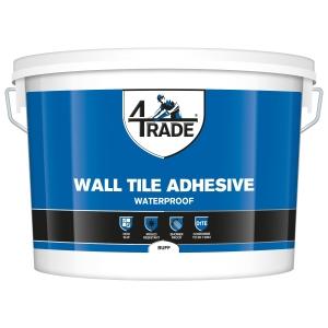 4Trade Waterproof Wall Tile Adh 10L