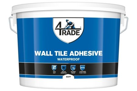 4Trade Waterproof Wall Tile Adh 10L