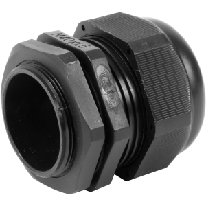 Imo Stag SCG/M40-B IP68 Cable Gland 40mm Black 5 Pk