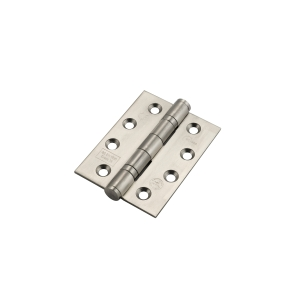 Eclipse 102 x 76 x 3mm Satin Stainless Steel Ball Bearing Hinge Grade 13