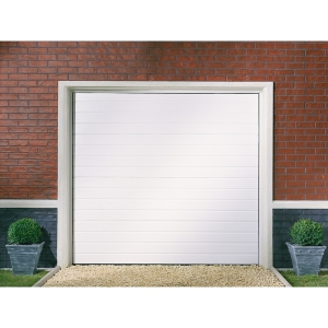Garador Linear Medium Classic Uninsulated Garage Door 1981mm x 2134mm