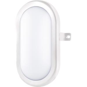 Luceco Eco LED Mini Oval Bulkhead IP54 EBE5O40W-01