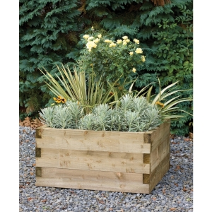 Forest Garden Caledonian Square Raised Bed 90 x 90