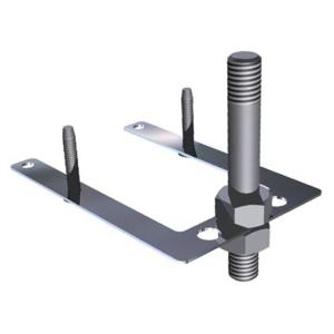 Abode Tap Stabilising Bracket Stainless Steel AX1011