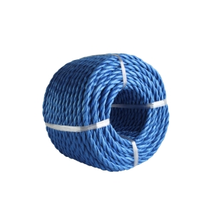 4TRADE TR306 Polyprop Rope Coil Blue 148x74x139mm