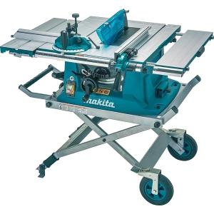 Makita 240V 1500W Table Saw and Stand MLT100NX1/2