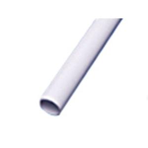 Osma Overflow solvent plain ended pipe white 21.5mm