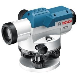 Bosch Gol 20 + BT160 + GR500 Optical Level 0601068402