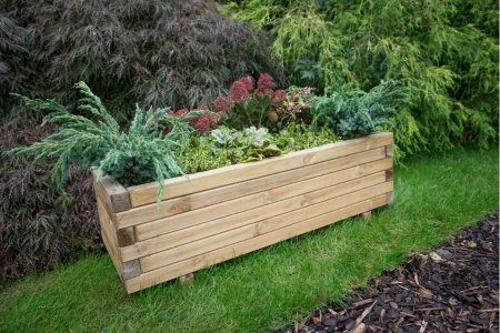 Agen Planter Pressure Treated