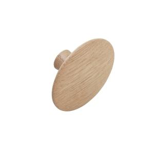 Natural Oak Knob (48mm)