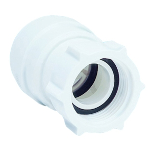 JG Speedfit female tap connector 15mm x 1/2inch