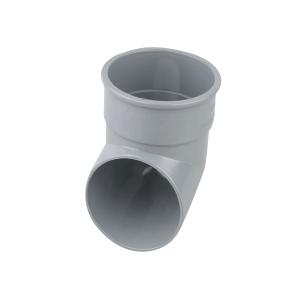 Osma RoundLine 0T037 Pipe Shoe 68mm Grey