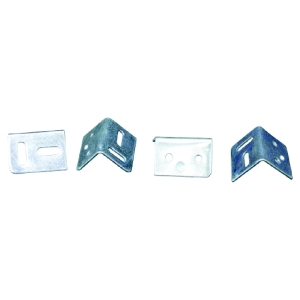 4Trade Stretcher Plates Zinc Plated Pack of 438mm