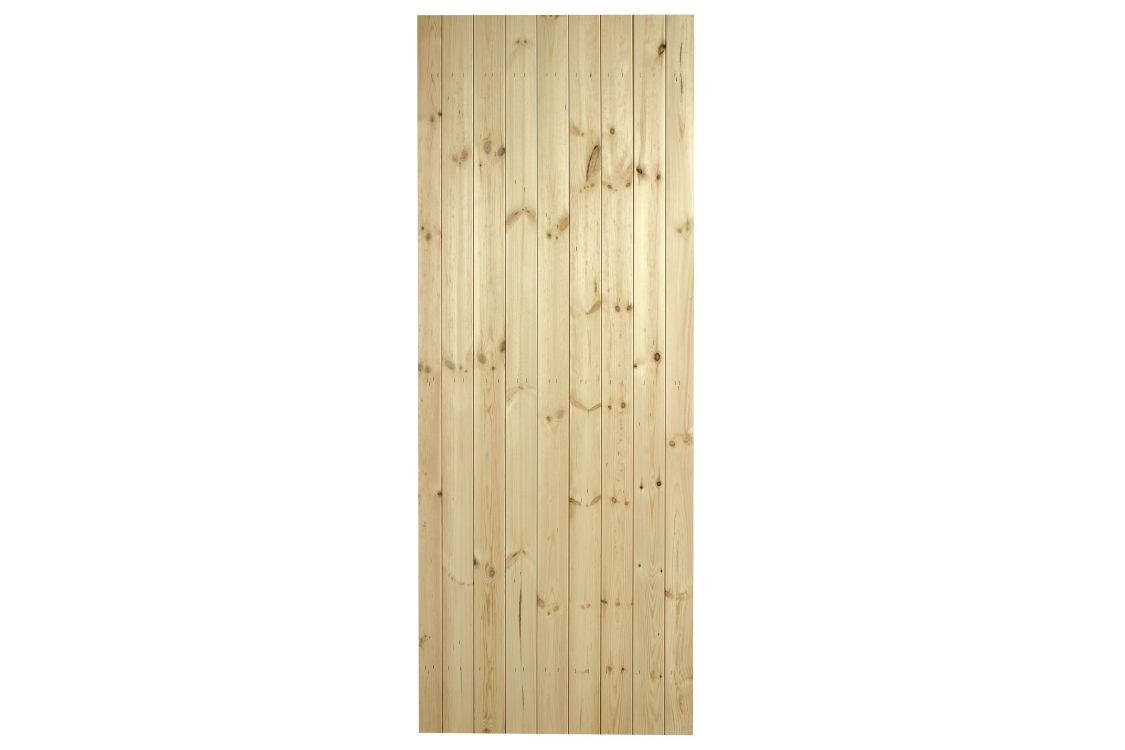 External Ledged & Braced Door 2032 mm x 813 mm x 40 mm
