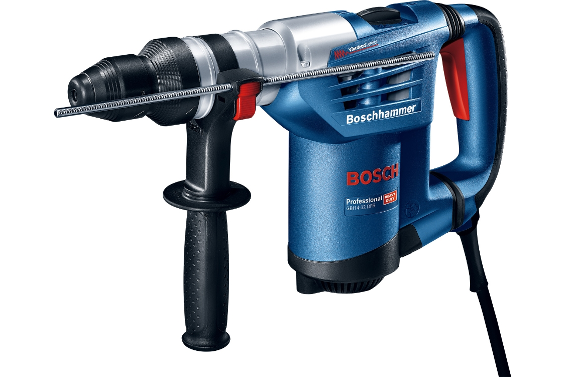 Bosch Gbh 4-32 Dfr 240V 900W SDS+ Rotary Hammer Drill in             A Carry Case